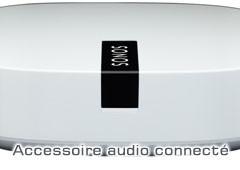Accessoires audio connecté