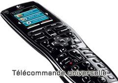 Télécommande universelle