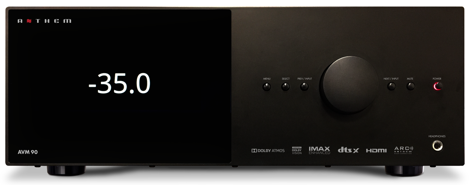 Processeur cinéma Anthem AVM90