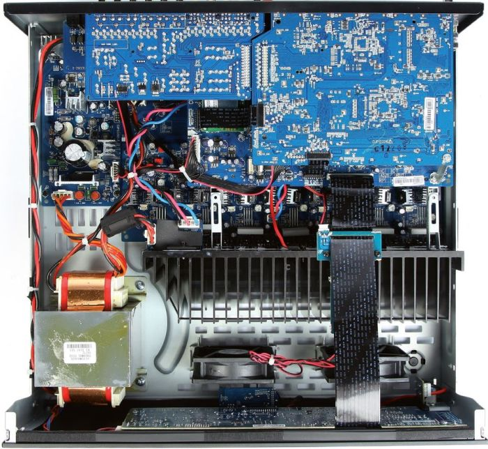 Amplificateur Dolby Atmos, 7.1.4, Dirac Live, Arcam AVR390