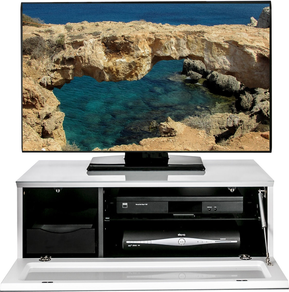 Meuble Tv Alphason Element 850 # Meuble Tv Alphason