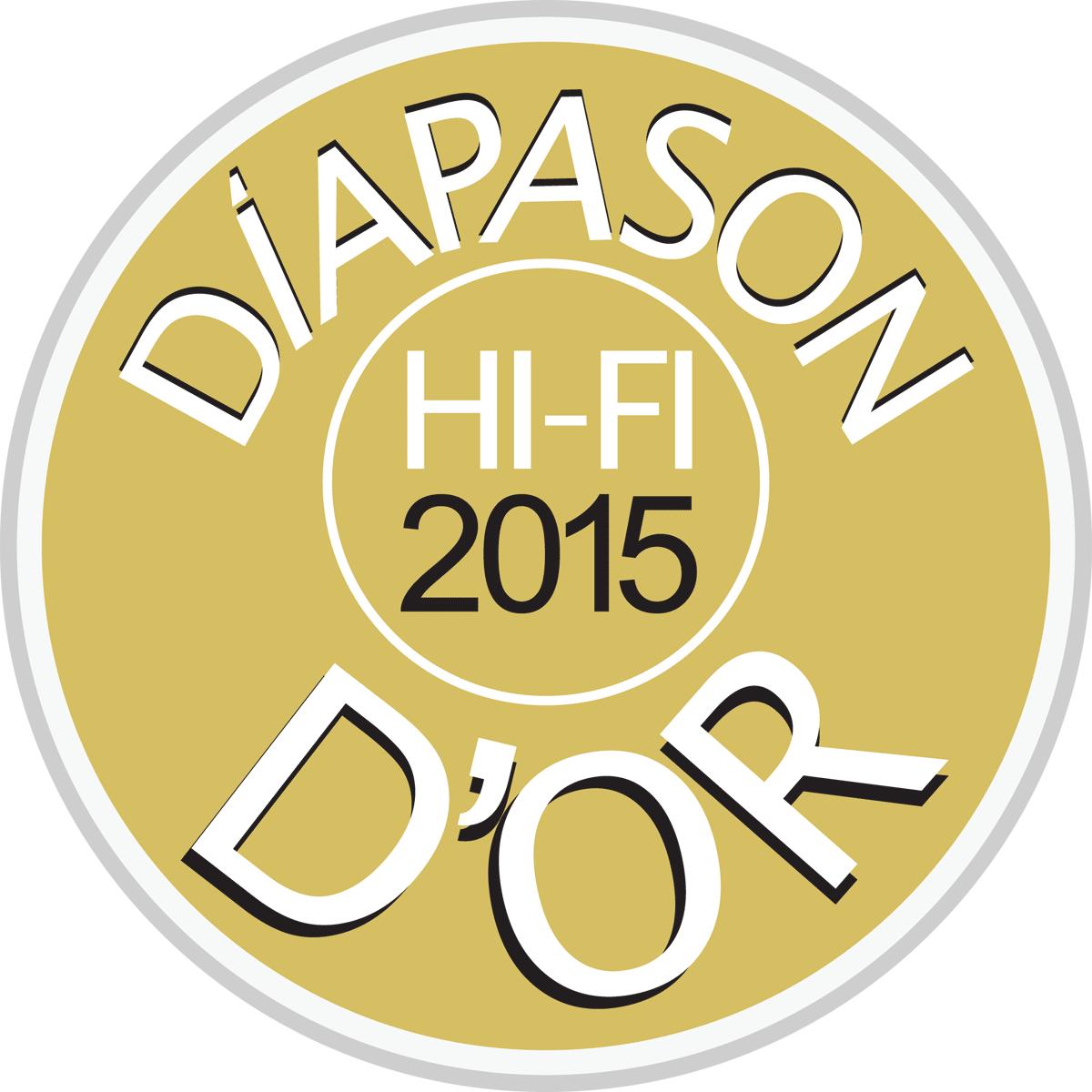 Diapason d'Or 2015