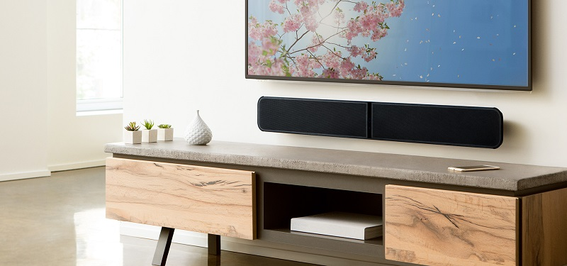 BlueSound SoundBar Pulse, barre son home cinéma sans fil