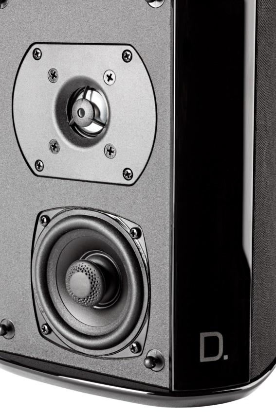Definitive technology SR9040, enceintes surround dipole