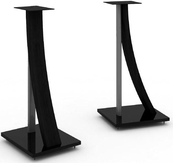 paire de pieds d 39 enceinte deconti legno n60. Black Bedroom Furniture Sets. Home Design Ideas