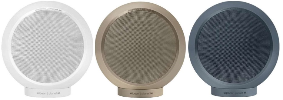 ELIPSON PLANET L, enceinte design