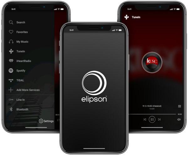 Enceinte sans fil Elipson W35