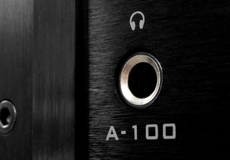 Emotiva A100, Amplificateur stéréo et amplificateur casque