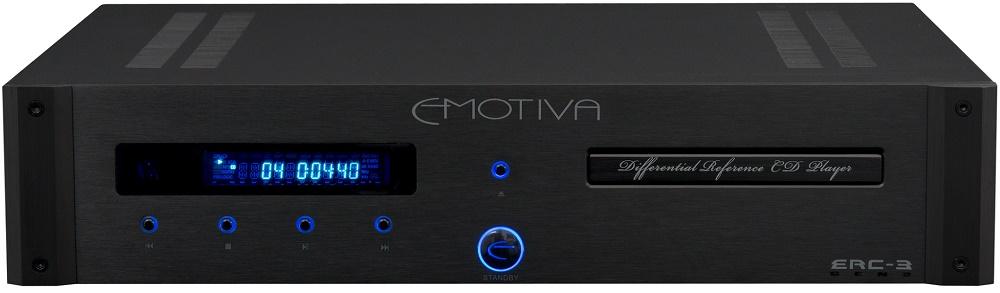 EMOTIVA ERC-3, lecteur de CD Symétrique