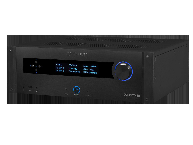 Processeur 16 canaux Dolby Atmos, Emotiva XMC-2