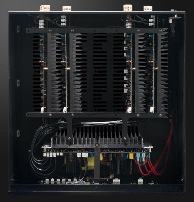 Emotiva XPA-DR2, amplificateur de puissance stéréo
