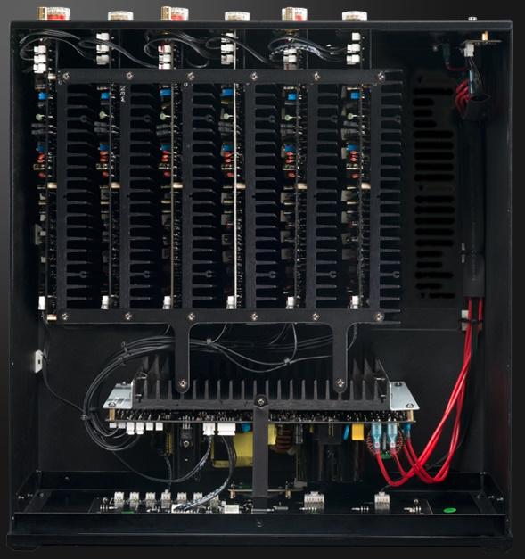 Emotiva XPA-DR3, amplificateur de puissance 3 canaux