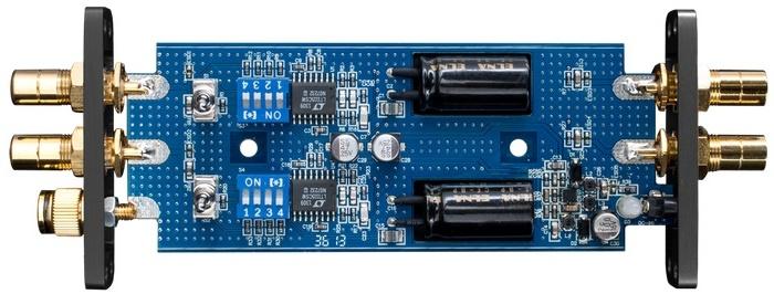 Emotiva XPS-1, pour les cellules à aimant mobile (MM) et bobine mobile (MC)