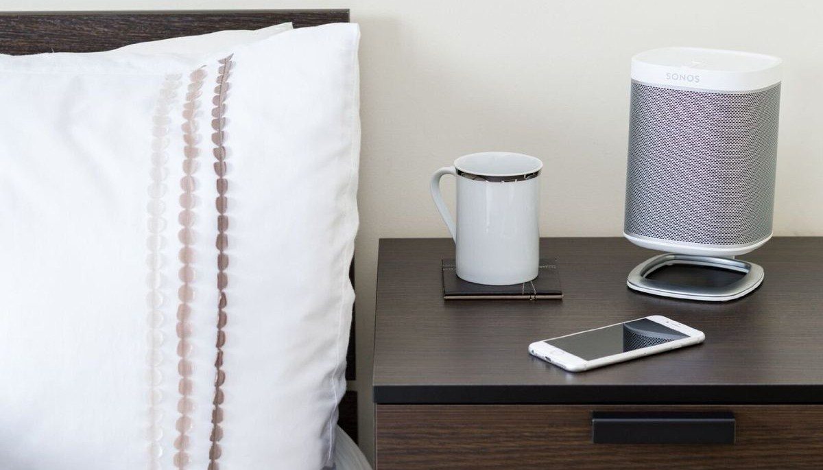 PIED DE TABLE POUR SONOS PLAY1