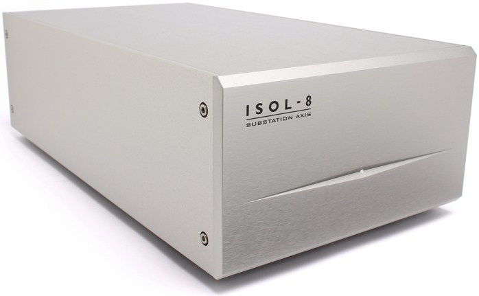 ISOL 8 SUBSTATION AXIS