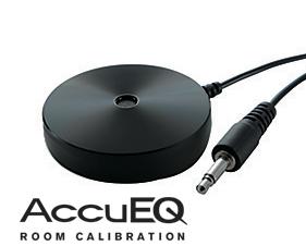 INTEGRA DHC-60.7 calibration AccuEQ