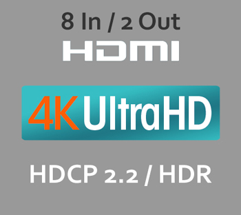 INTEGRA DRX7, Amplificateur 4K ULTRA HD, HDCP 2.2, HDR