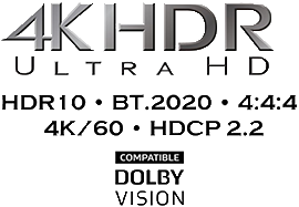 Integra DRX4.2, amplificateur UltraHD / HDR