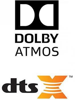 Integra DRX4.2, Dolby Atmos jusqu'à 7.2.4 canaux