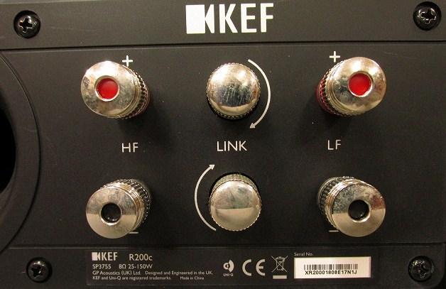 KEF R200C