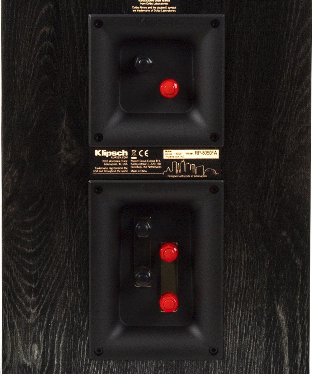 Klipsch RP-8060 FA, Paire d'enceintes haut rendement, dolby Atmos