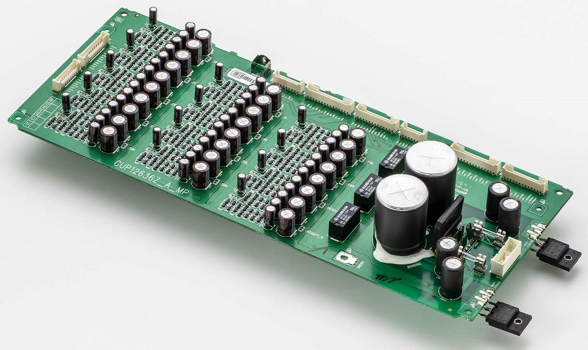 Marantz AV7705, processeur dolby atmos