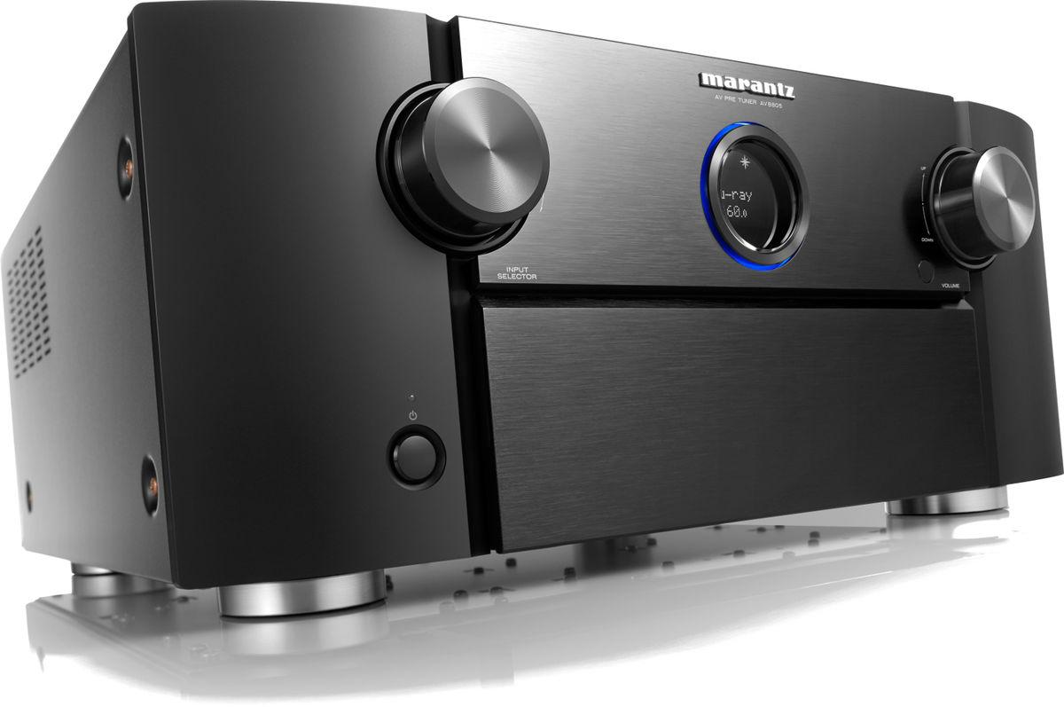 AV8805 Marantz, 13.2 canaux, Dolby Atmos, DTS:X et Auro-3D