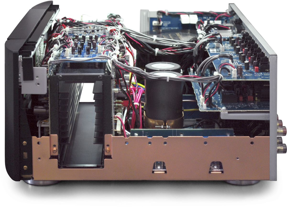 Amplificateur de puissance Marantz MM8077
