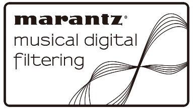 Marantz ND8006, Filtrage numérique Marantz (MMDF)
