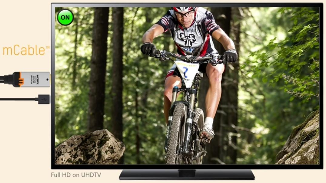 Câble HDMI actif mCable