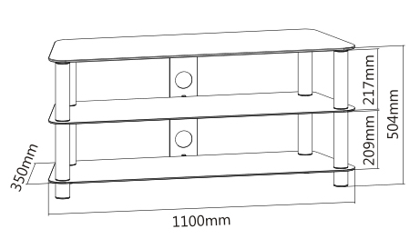 Dimensions du ETNA KE112NE
