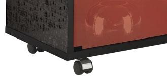 Ouverture à frein Soft Touch des meubles TV Munari