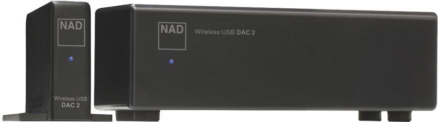 NAD DAC-2, Convertisseur USB sans fil 24/192