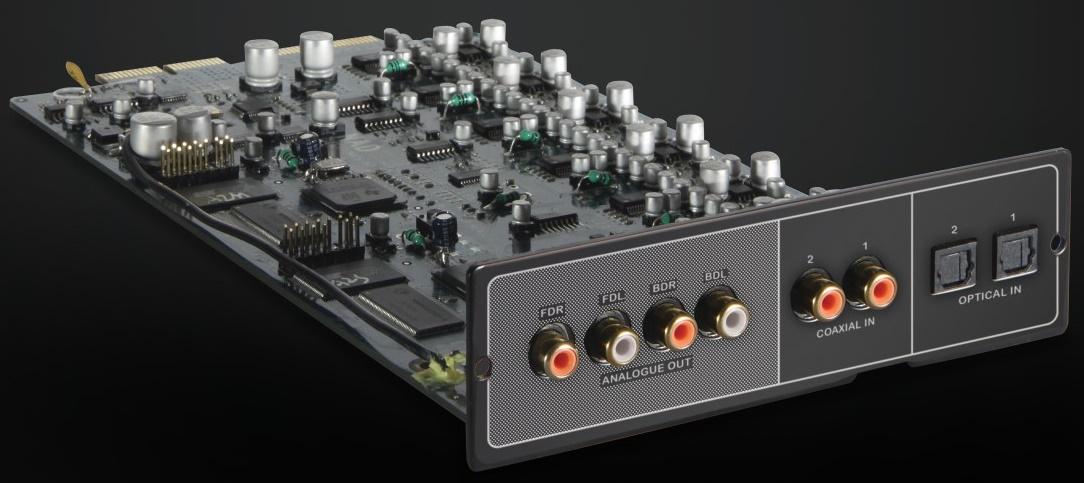 NAD Module AM17, Dolby Atmos, Dirac Live