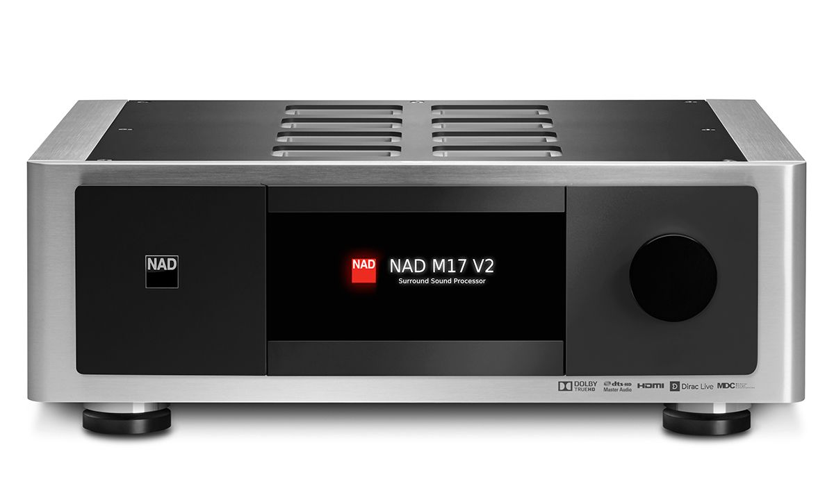 Pré-amplificateur, processeur de son surround NAD M17