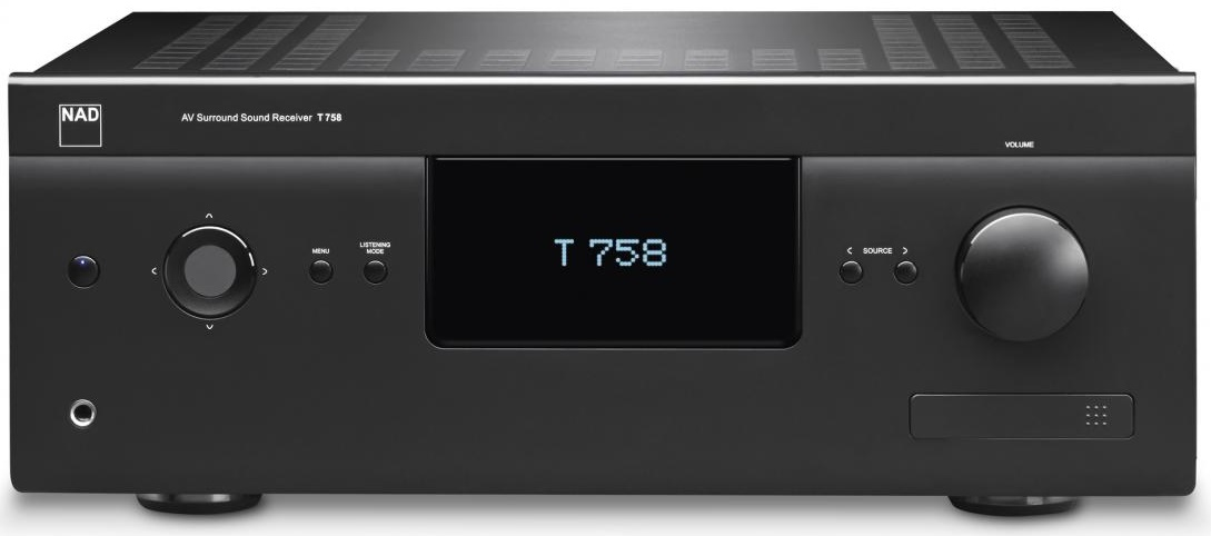 NAD T758 V3, amplificateur Dolby Atmos, 7.2