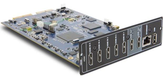 NAD VM300, 4K, BlueOS