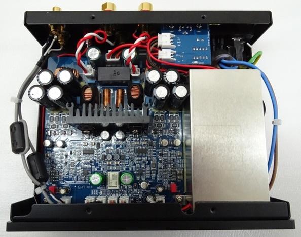 Nuprime STA6, amplificateur de puissance class D
