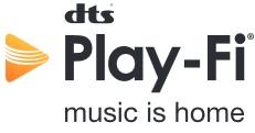 Onkyo TX-NR676, DTS Play-Fi