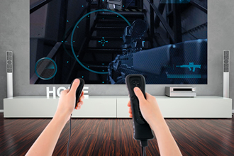 Optoma HD27, mode gaming