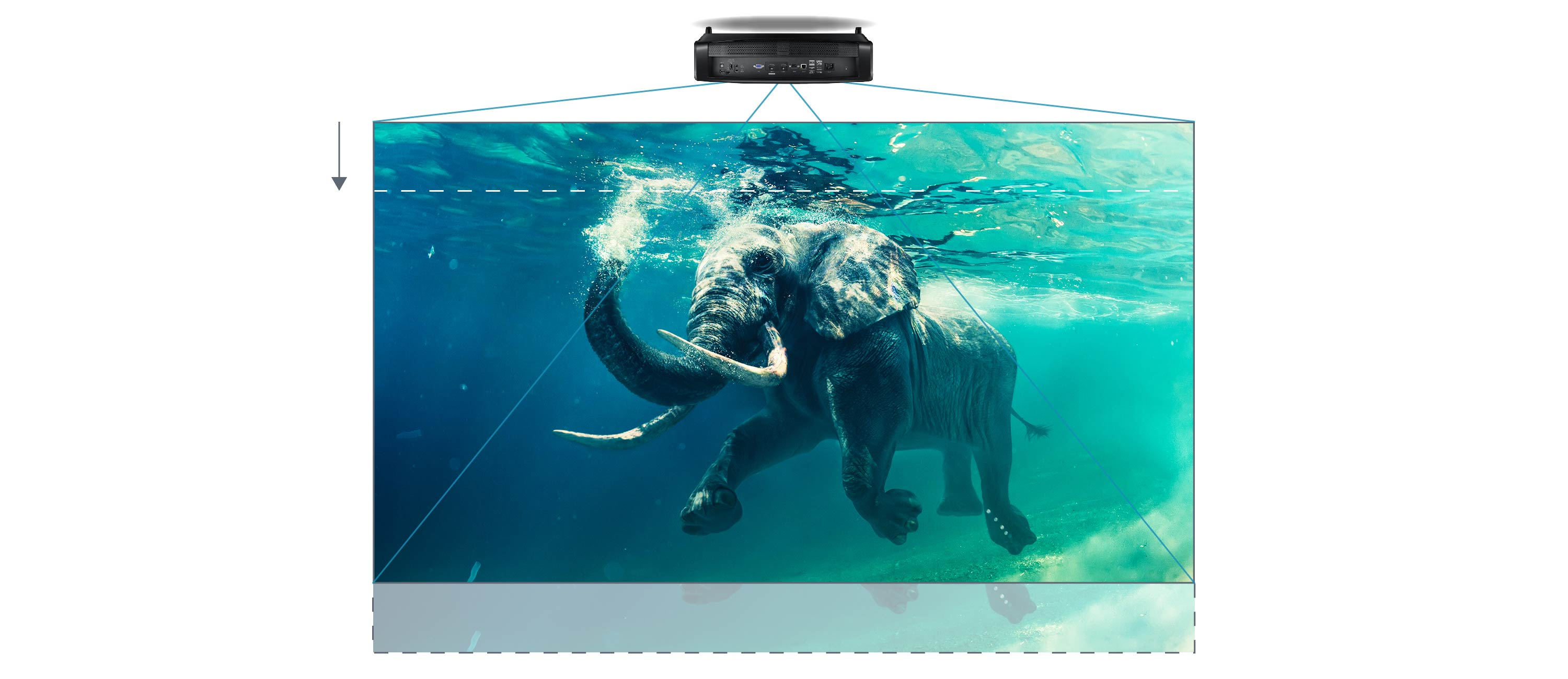 Projecteur DLP, 4K Ultra HD, Optoma UHD40