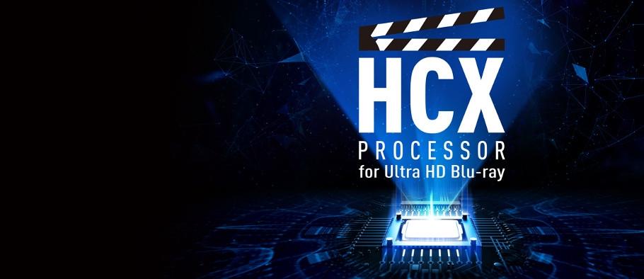 PANASONIC DP-UB820,  Lecteur Blu-ray 4K UHD, HDR10+, Dolby Vision, Processeur HCX