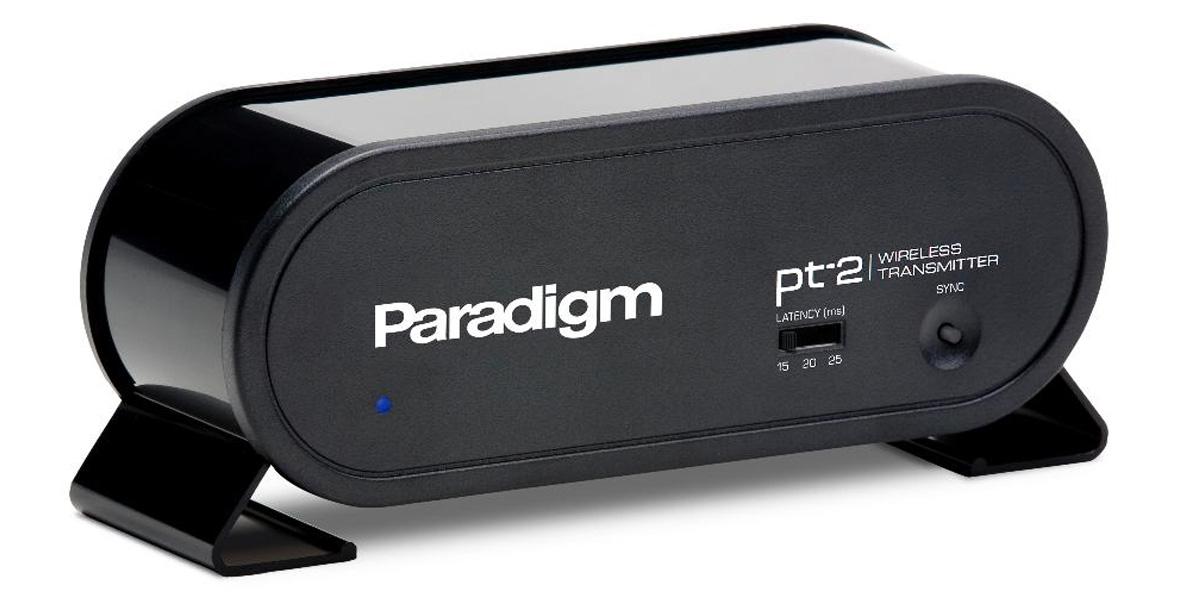 PARADIGM PT2, transmetteur sans fil pour caisson de grave