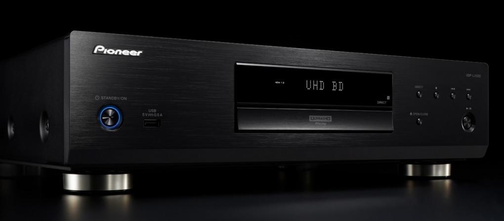 Pioneer UDP LX500, lecteur BluRay 4k