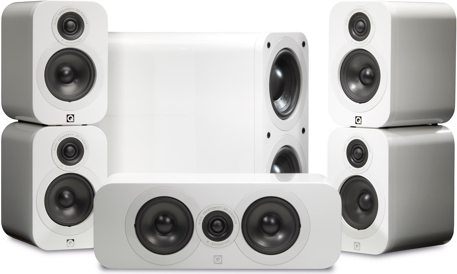 Q Acoustics Q3020