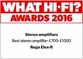REGA ELEX-R, amplificateur intégré