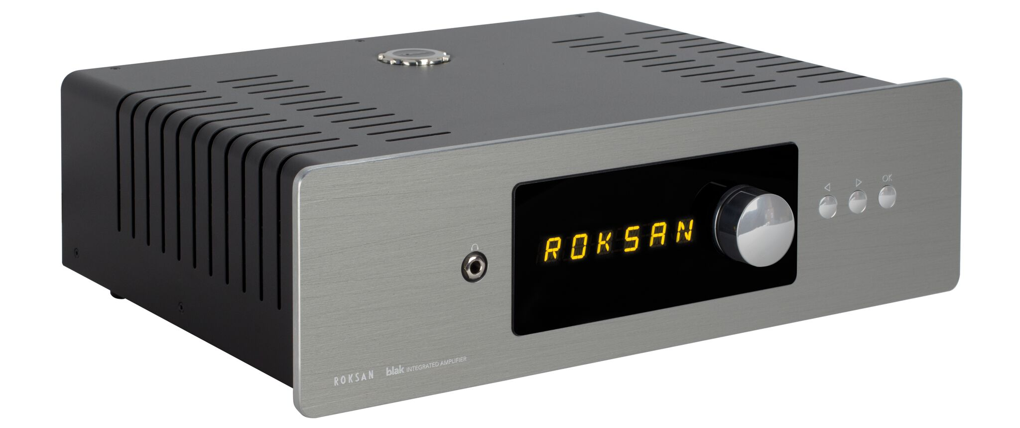 Amplificateur Roksan Black, DAC 24 bits / 192 kHz, Bluetooth apt-X,
