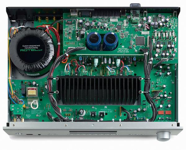 Amplificateur stéréo intégré Rotel A-14, DAC AKM 32 bits/768kHz, récepteur sans fil Bluetooth apt-X