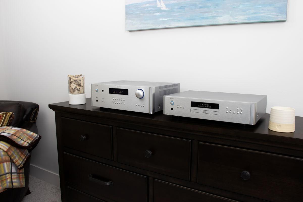 Amplificateur intégré Rotel RA1572 MKII