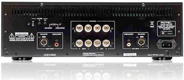 Ampli de puissance - 2 X 120 Watts - Classe AB